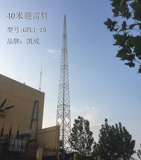 40米避雷针(钢结构接闪杆